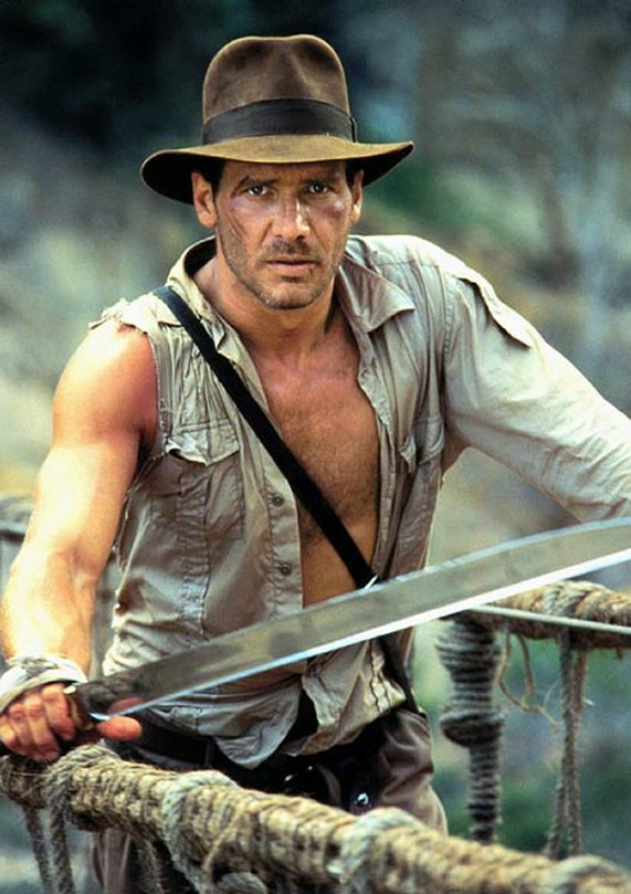 Hunk # 1 &#8211; Harrison Ford