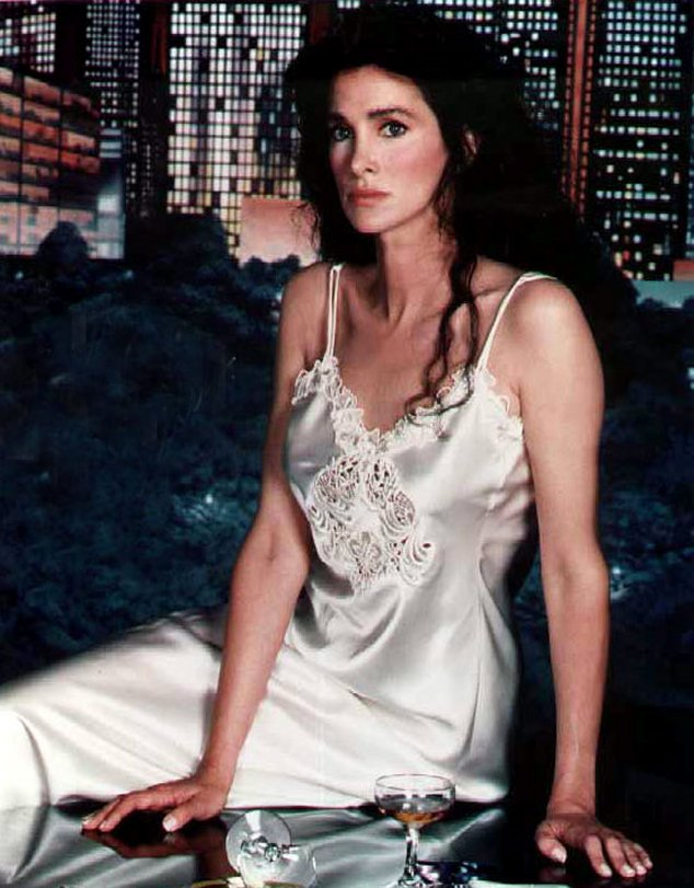 Babe # 153 – Connie Sellecca