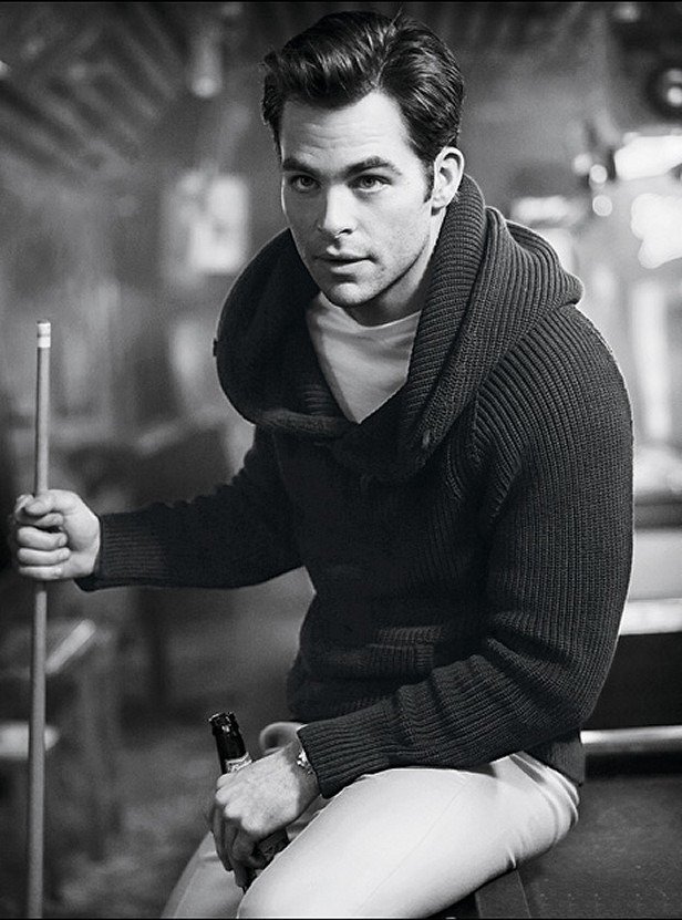 Hunk # 29 &#8211; Chris Pine