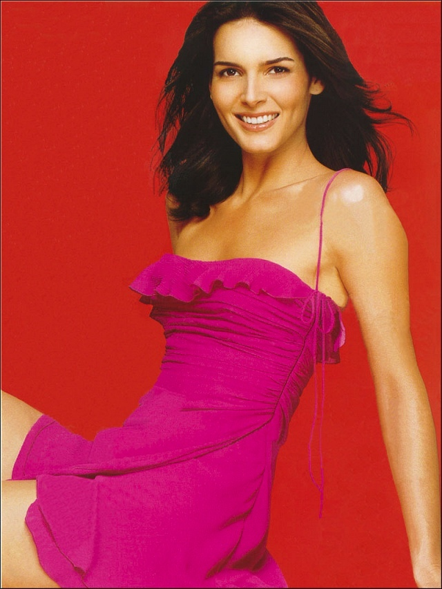 World Artist Angie Harmon