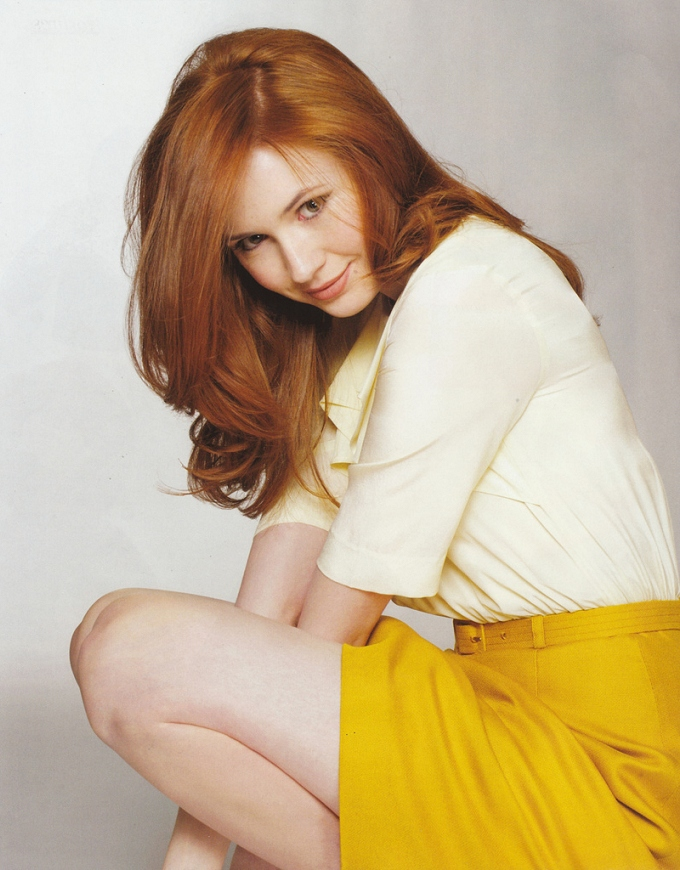 Babe # 817  Karen Gillan