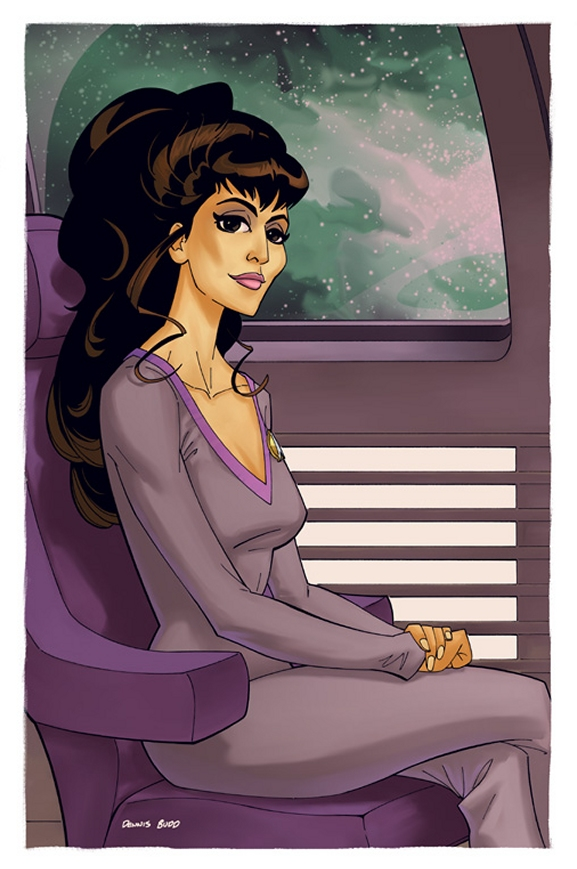 Babe # 838  Troi Art