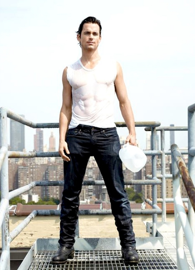 Hunk # 125  Matt Bomer