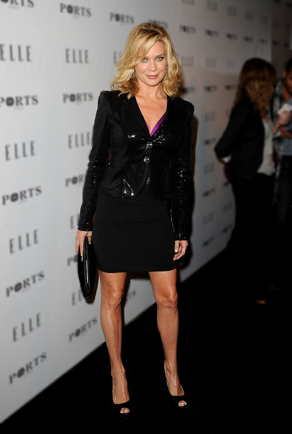 Laurie Holden - New Photos
