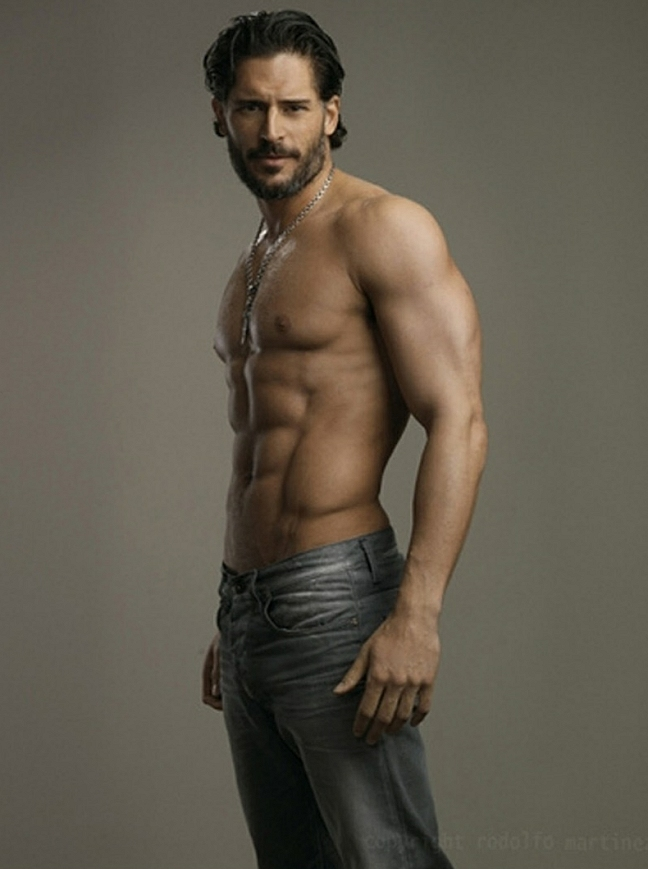 Hunk # 132 – Joe Manganiello