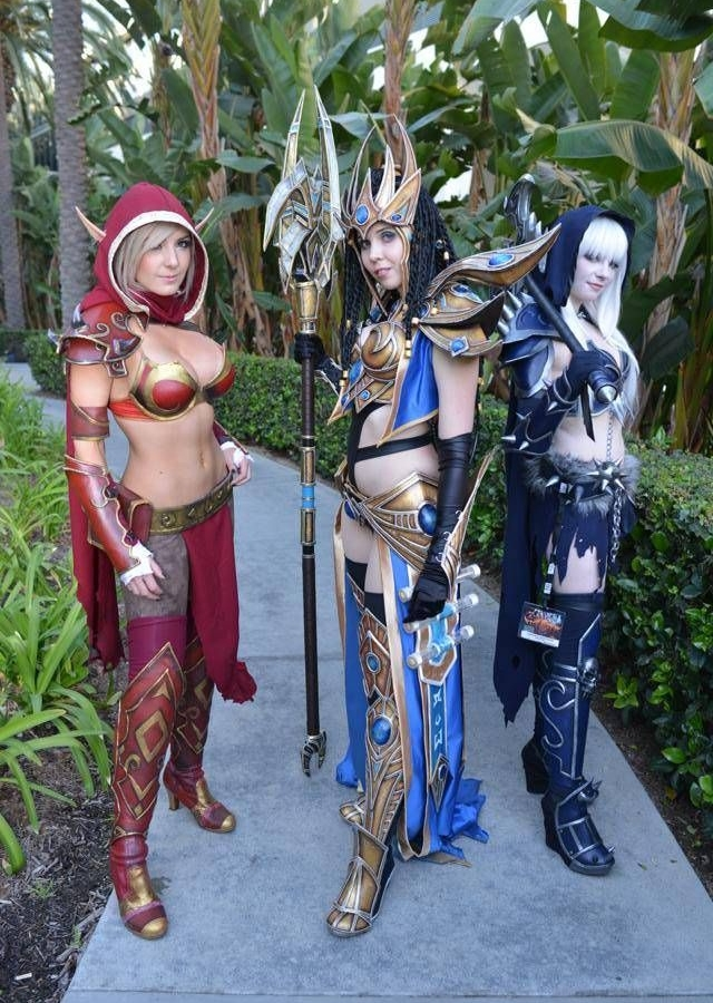 Babe # 1531 – Warcraft Cosplay