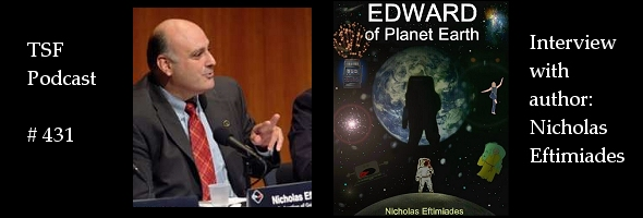 Podcast # 431  Author Nicholas Eftimiades  1304.06