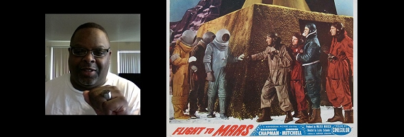 "Podcast # 496 – ""Flight to Mars"" – 1407.13"
