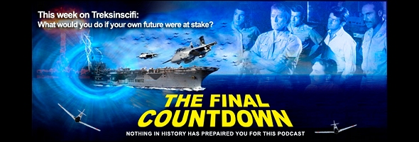 "Podcast # 499 – ""The Final Countdown"" – 1408.03"