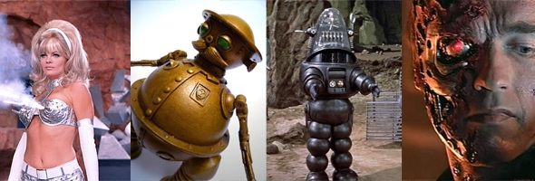 Podcast # 503 – Movie Robots – 1409.07