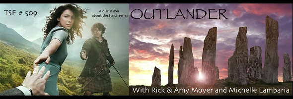 "Podcast # 509 – ""Outlander"" – 1410.19"