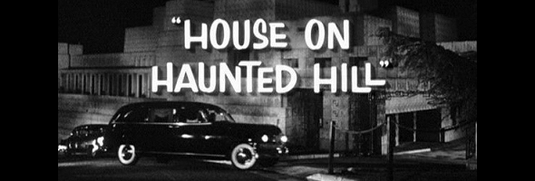 "Podcast # 510 – ""House on Haunted Hill"" – 1410.26"