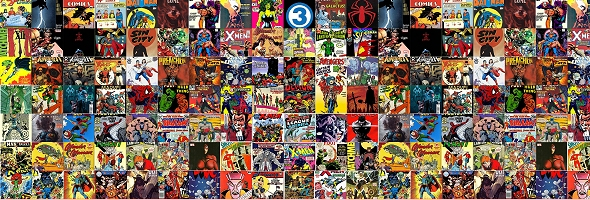 Podcast # 550 – Comics – 1508.09