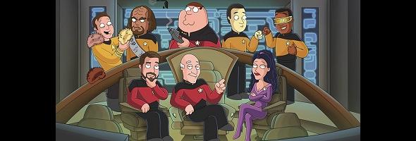 Podcast # 558 – Best Trek Crew – 1510.11