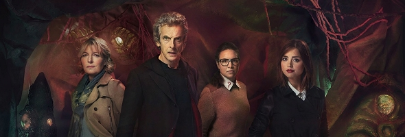 """Podcast # 573 – """"Doctor Who"""" (series 9) – 1601.31"""