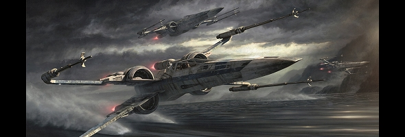 """Podcast # 574 – Ships of """"The Force Awakens"""" – 1602.07"""