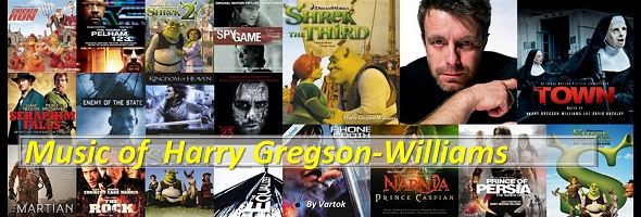Podcast # 579 – Harry Gregson-Williams – 1603.20