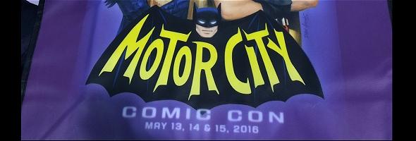 Vidcast # 587 – Motor City Comic Con 2016 – 1605.15