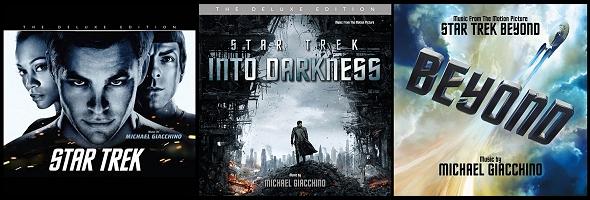 Podcast # 593 – Recent Trek Film Music – 1607.10