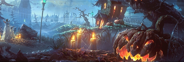 Vidcast # 608 – Halloween – 1610.30