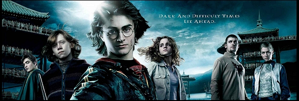 "Podcast # 627 – ""Harry Potter and the Goblet of Fire"" – 1703.12"
