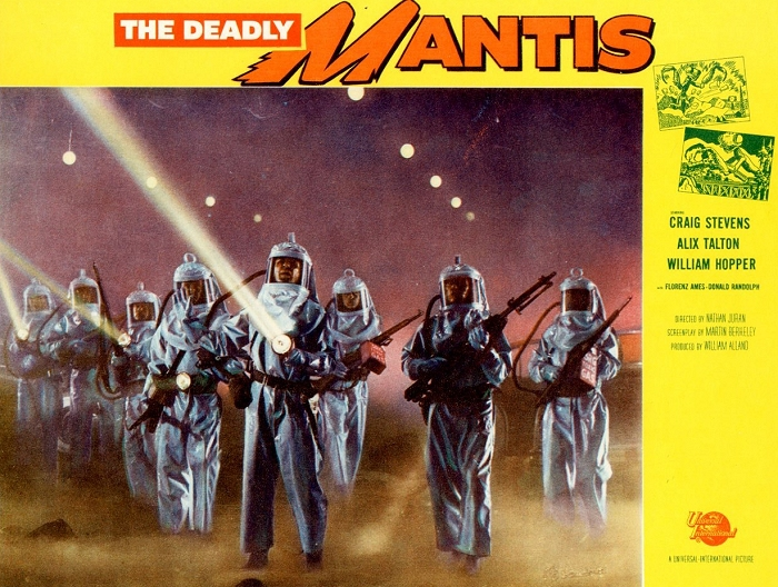 "Podcast # 630 – ""The Deadly Mantis"" – 1704 02 « TREKS in SCI-FI"