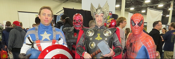 Vidcast # 636 – Motor City Comic Con – 1705.28