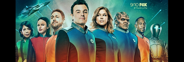 "Podcast # 653 – ""The Orville"" & more – 1710.08"