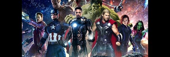 Podcast # 681 – Avengers Infinity War, etc. – 1805.06