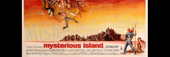 """Podcast # 703 – """"Mysterious Island"""" – 1810.21"""