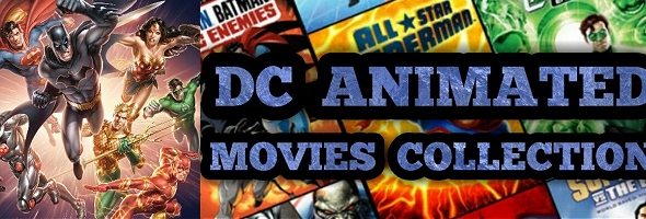 Podcast # 705 – DC Animated Films 2 – 1811.11