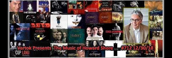 Podcast # 712 – Music of Howard Shore – 1812.30