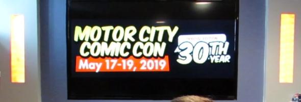 Vidcast # 729 – Motor City Comic Con 2019 – 1905.27