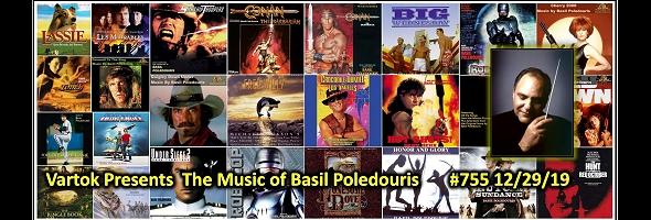 Podcast # 755 – Basil Poledouris with Vartok – 1912.29