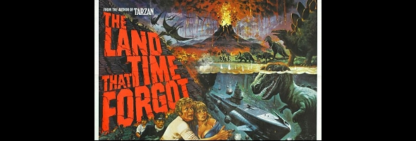 """Podcast # 763 – """"The Land that Time Forgot"""" – 2003.08"""