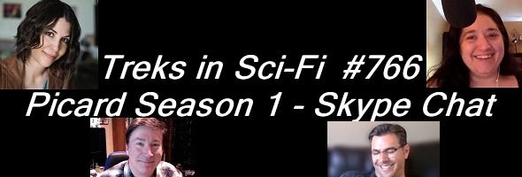 Podcast # 766 – Picard Season 1: Skype Chat – 2003.29