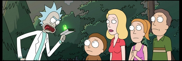 """Podcast # 771 – """"Rick and Morty"""" – 2005.03"""