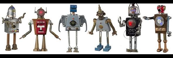 Podcast # 782 – Robots, Replicas, and more – 2008.02