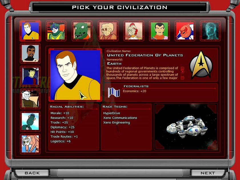 Daily Pic # 216, Trek Animated Game Mod