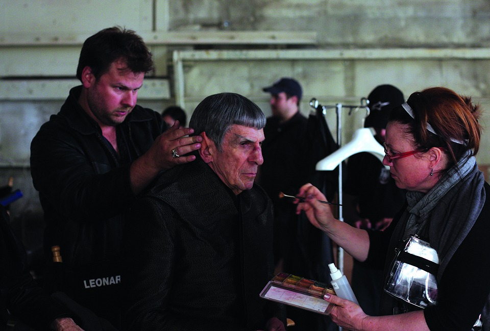 Daily Pic # 598, Spock's makeup