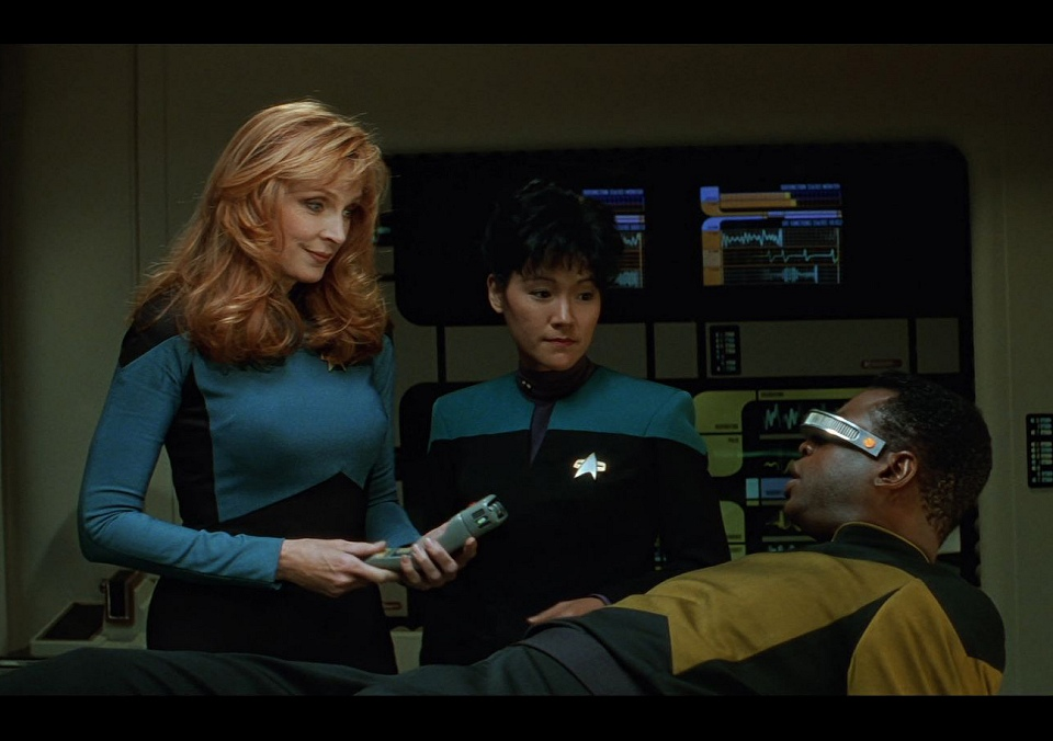 Daily Pic # 1037, Sickbay