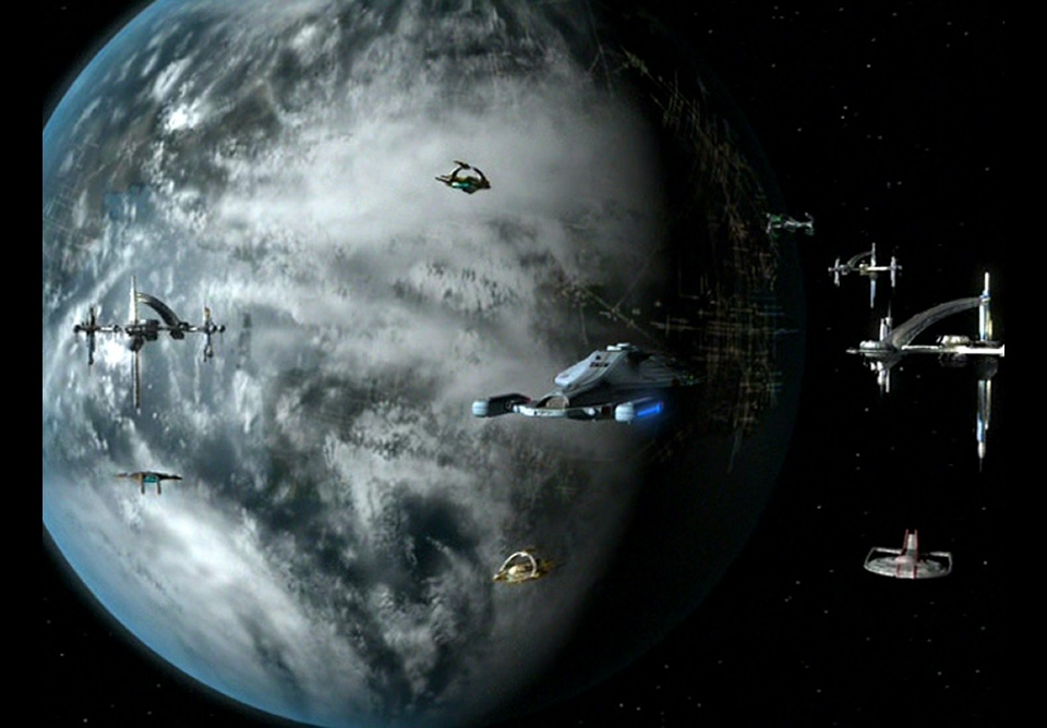 Daily Pic # 1192, Voyager Ships