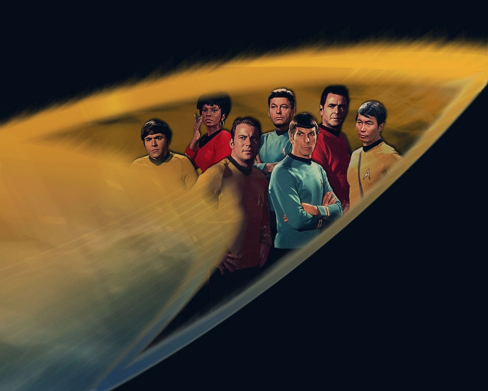 Daily Pic # 1199, Cool TOS Art