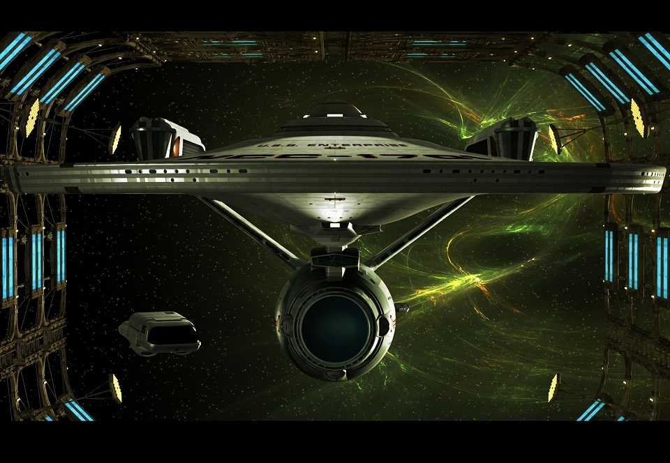 Daily Pic # 1200, The Enterprise
