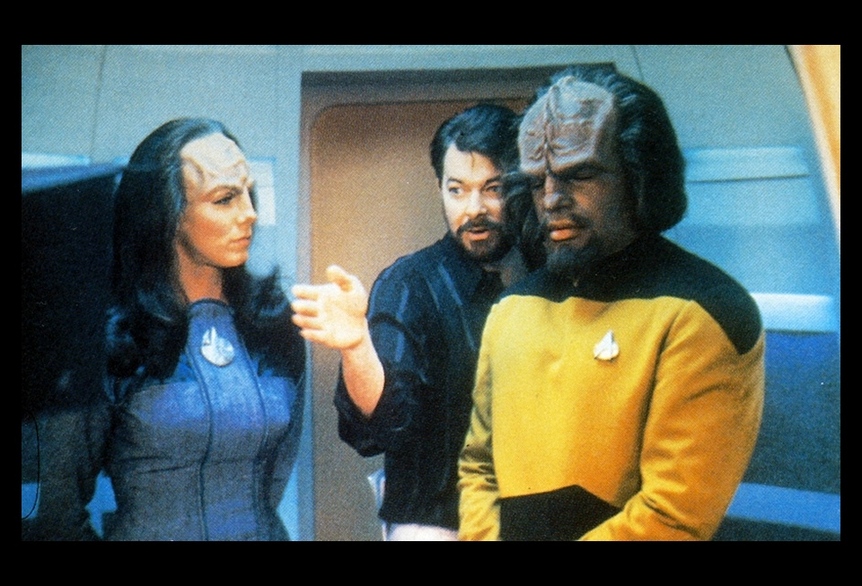 Daily Pic # 1202, Frakes Directs