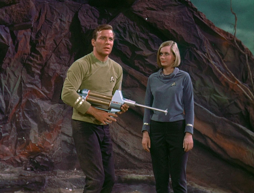 Daily Pic # 1275, Kirk and Dehner