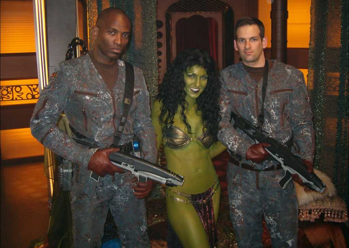 Daily Pic # 1432, Orion Slave