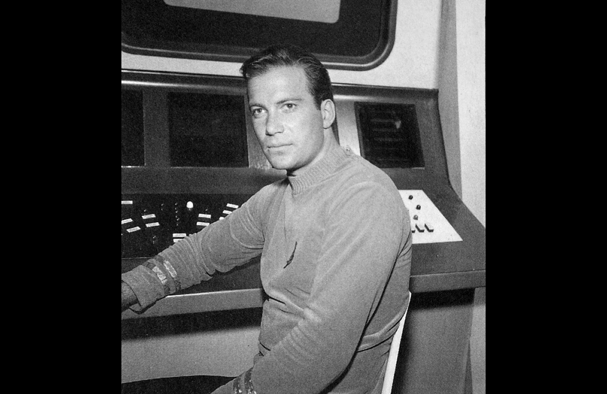 Daily Pic # 1475, William Shatner