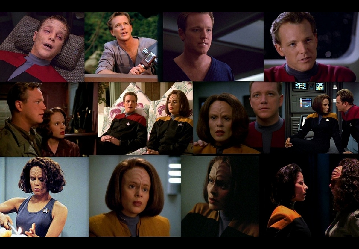 Daily Pic # 1502, Tom & B'Elanna
