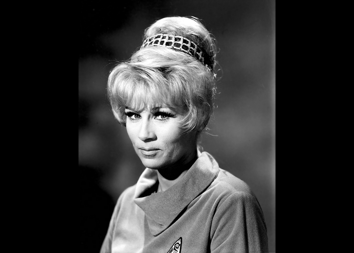 Star Trek Weekly Pic Daily Pic 1723 Janice Rand